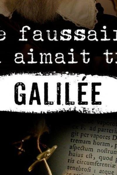 Caratula, cartel, poster o portada de El falsificador que amaba demasiado a Galileo