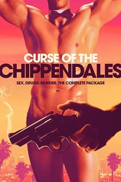 Caratula, cartel, poster o portada de La maldición de los Chippendales
