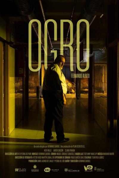 Caratula, cartel, poster o portada de Ogro