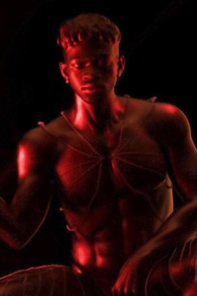 Caratula, cartel, poster o portada de Lil Nas X ft. Doja Cat: Scoop (Vídeo musical)
