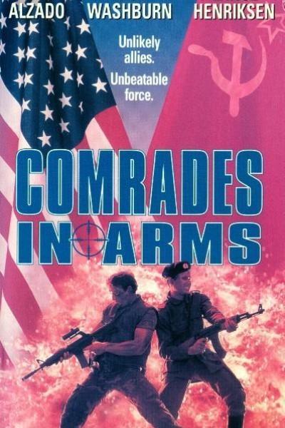 Caratula, cartel, poster o portada de Camaradas en armas