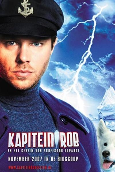 Caratula, cartel, poster o portada de Kapitein Rob