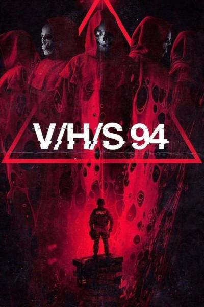Caratula, cartel, poster o portada de V/H/S/94