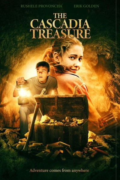 Caratula, cartel, poster o portada de The Cascadia Treasure