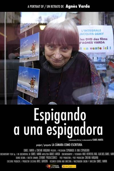 Caratula, cartel, poster o portada de Espigando a una espigadora
