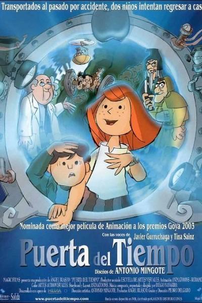 Caratula, cartel, poster o portada de Puerta del tiempo