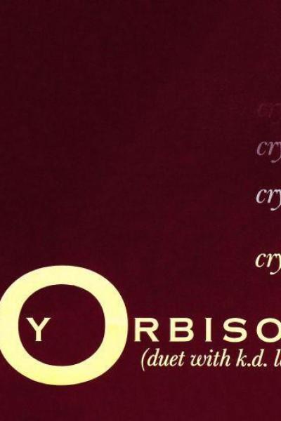 Caratula, cartel, poster o portada de Roy Orbison & K.D. Lang: Crying (Vídeo musical)