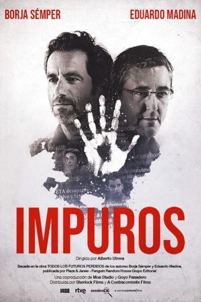 Caratula, cartel, poster o portada de Impuros
