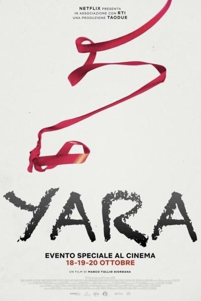 Caratula, cartel, poster o portada de Yara