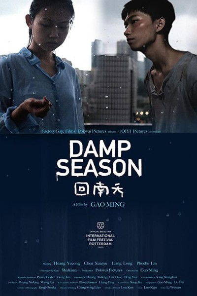 Caratula, cartel, poster o portada de Damp Season