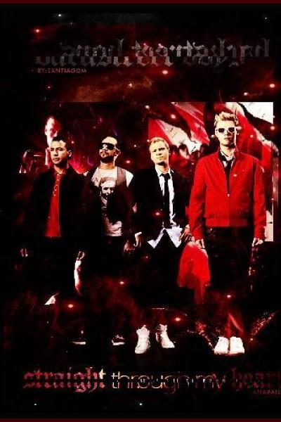 Caratula, cartel, poster o portada de Backstreet Boys: Straight Through My Heart (Vídeo musical)