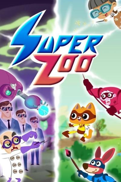 Caratula, cartel, poster o portada de Superzoo