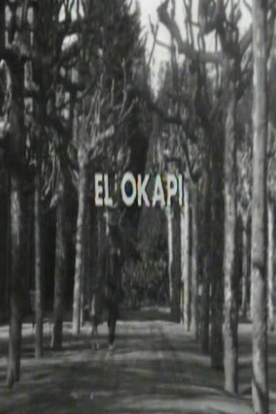 Caratula, cartel, poster o portada de El okapi