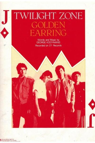 Caratula, cartel, poster o portada de Golden Earring: Twilight Zone (Vídeo musical)