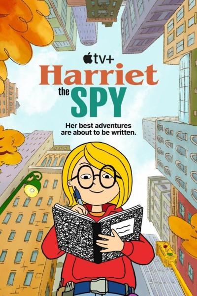 Caratula, cartel, poster o portada de Harriet the Spy