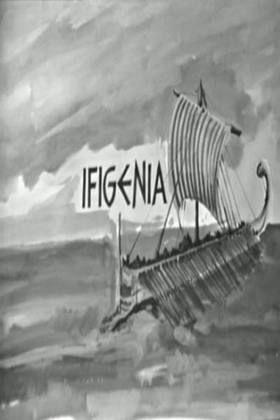 Caratula, cartel, poster o portada de Ifigenia
