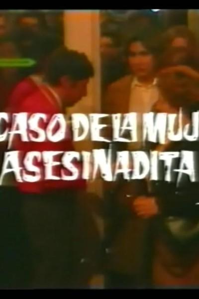 Caratula, cartel, poster o portada de El caso de la mujer asesinadita