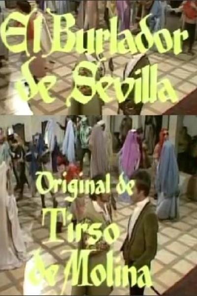 Caratula, cartel, poster o portada de El burlador de Sevilla