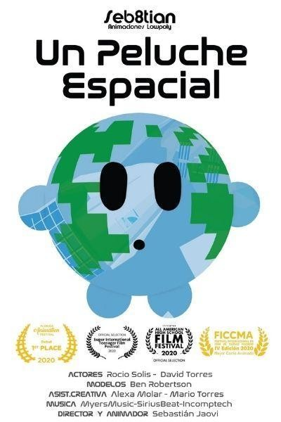 Caratula, cartel, poster o portada de Un peluche espacial