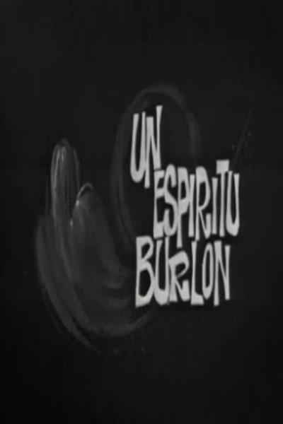 Caratula, cartel, poster o portada de Un espíritu burlón
