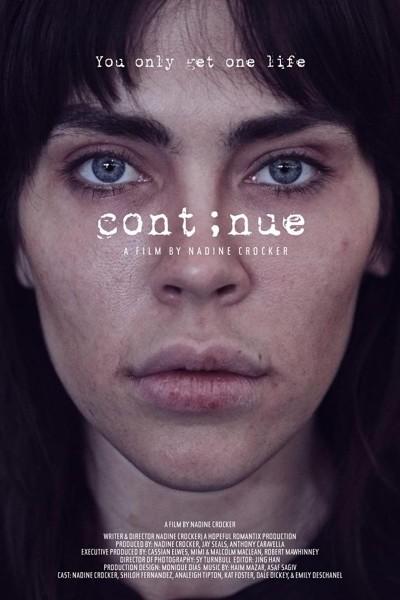 Caratula, cartel, poster o portada de Continue