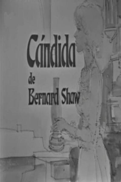 Caratula, cartel, poster o portada de Cándida
