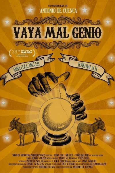 Caratula, cartel, poster o portada de Vaya mal genio
