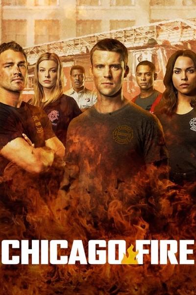 Caratula, cartel, poster o portada de Chicago Fire