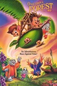 Caratula, cartel, poster o portada de El bosque de colores (Once Upon a Forest)
