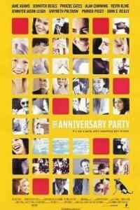 Caratula, cartel, poster o portada de The Anniversary Party