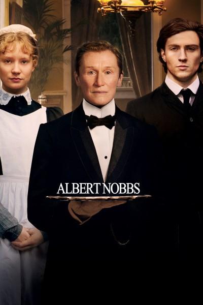 Caratula, cartel, poster o portada de Albert Nobbs