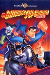 Caratula, cartel, poster o portada de Batman y Superman: La película