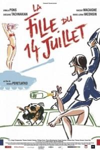 Caratula, cartel, poster o portada de La chica del 14 de julio