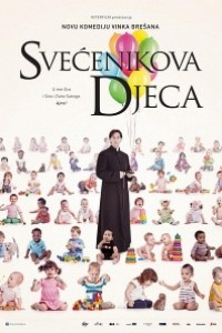 Caratula, cartel, poster o portada de Los niños del cura