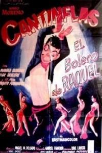 Caratula, cartel, poster o portada de El bolero de Raquel