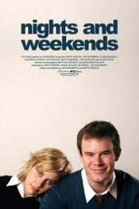 Caratula, cartel, poster o portada de Noches y fines de semana