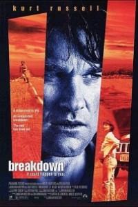 Caratula, cartel, poster o portada de Breakdown
