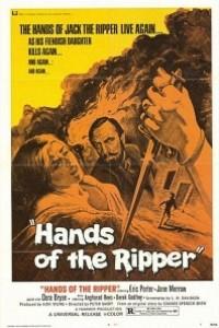 Caratula, cartel, poster o portada de Las manos del Destripador
