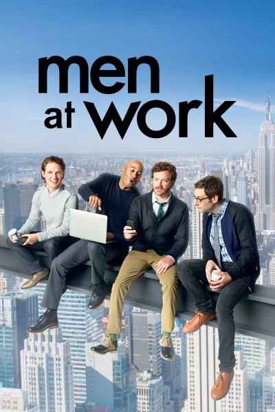 Caratula, cartel, poster o portada de Men at Work