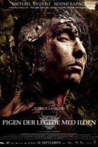 Caratula, cartel, poster o portada de Millennium 2: La chica que soñaba con una cerilla y un bidón de gasolina