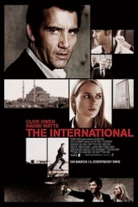 Caratula, cartel, poster o portada de The International: Dinero en la sombra