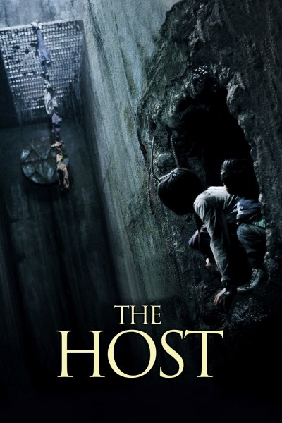 Caratula, cartel, poster o portada de The Host