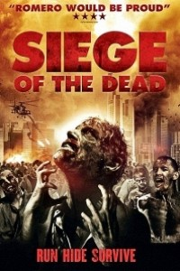 Caratula, cartel, poster o portada de Siege of the Dead