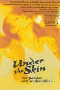 Caratula, cartel, poster o portada de A flor de piel