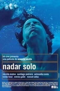 Caratula, cartel, poster o portada de Nadar solo