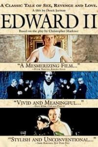 Caratula, cartel, poster o portada de Eduardo II