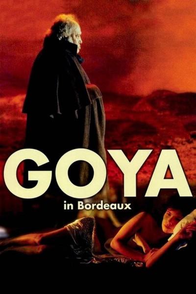 Caratula, cartel, poster o portada de Goya en Burdeos
