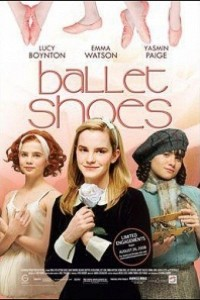 Caratula, cartel, poster o portada de Ballet Shoes