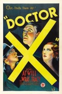 Caratula, cartel, poster o portada de Doctor X