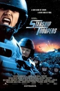 Caratula, cartel, poster o portada de Starship Troopers: Las brigadas del espacio